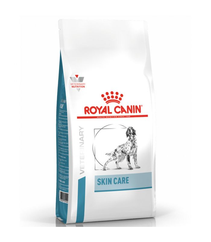 Croquettes Royal Canin Veterinary diet dog skin care NosZanimos