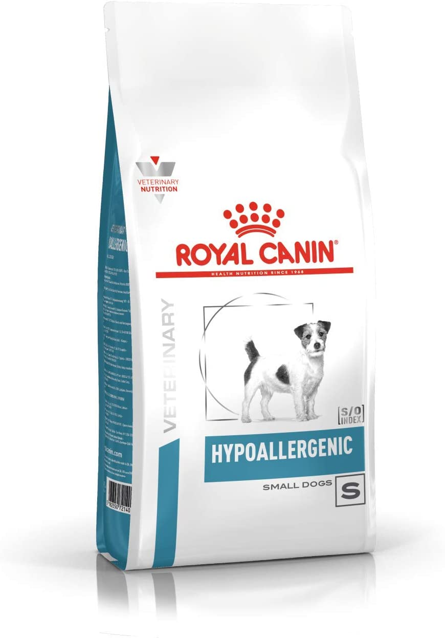 Croquette Royal Canin Veterinary diet dog hypoallergénique small
