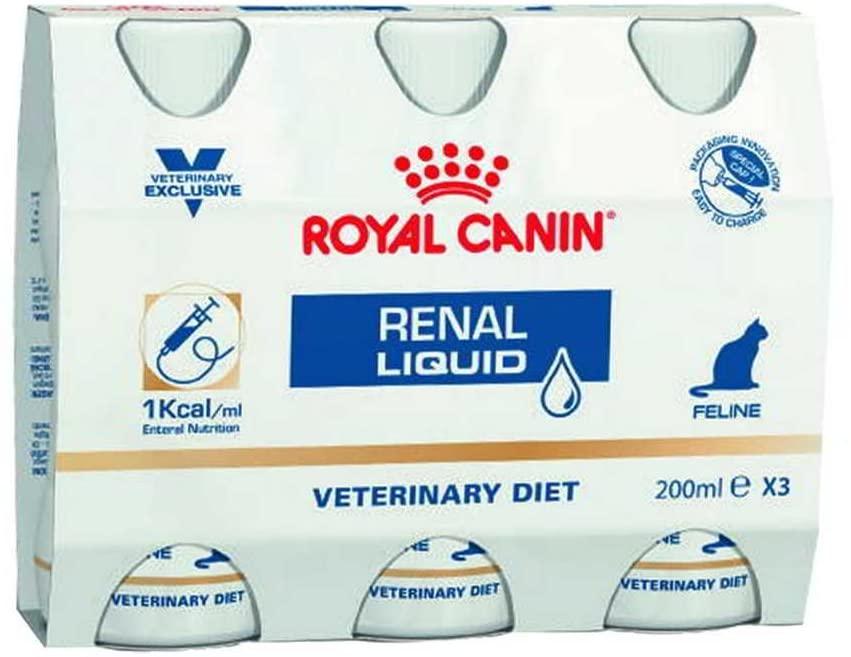 Royal Canin Veterinary diet cat renal liquid