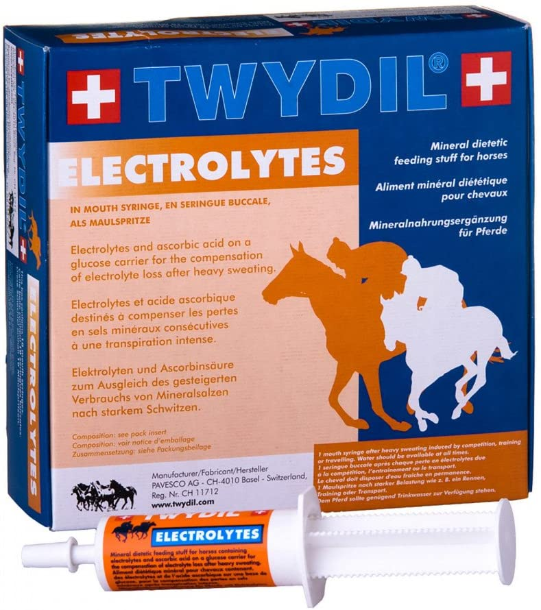 Twydil Electrolytes 10 seringues de 60 grs NosZanimos