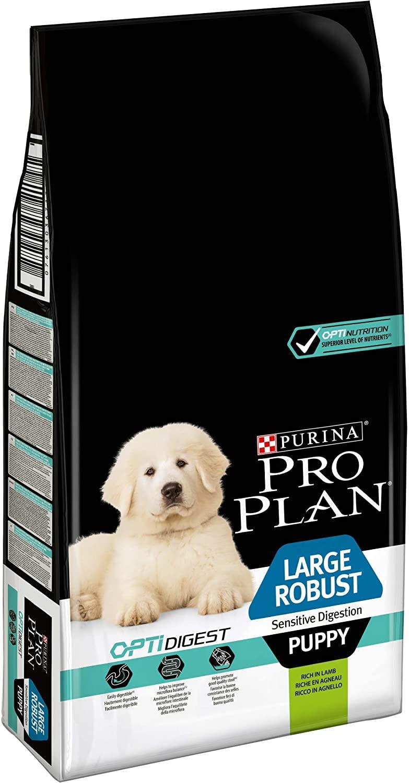 Croquettes Pro Plan Large Robust Puppy Optidigest Agneau Noszanimos