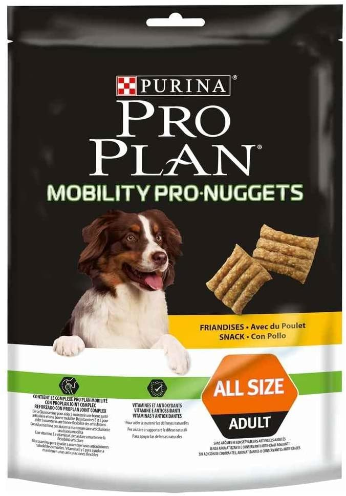 PURINA Proplan Dog Mobility Nuggets Poulet 4 x 300 g