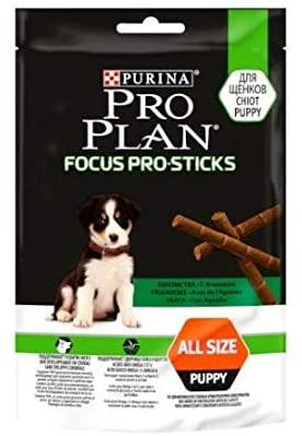 Purina ProPlan Focus Pro Sticks Agneau - Lot de 8