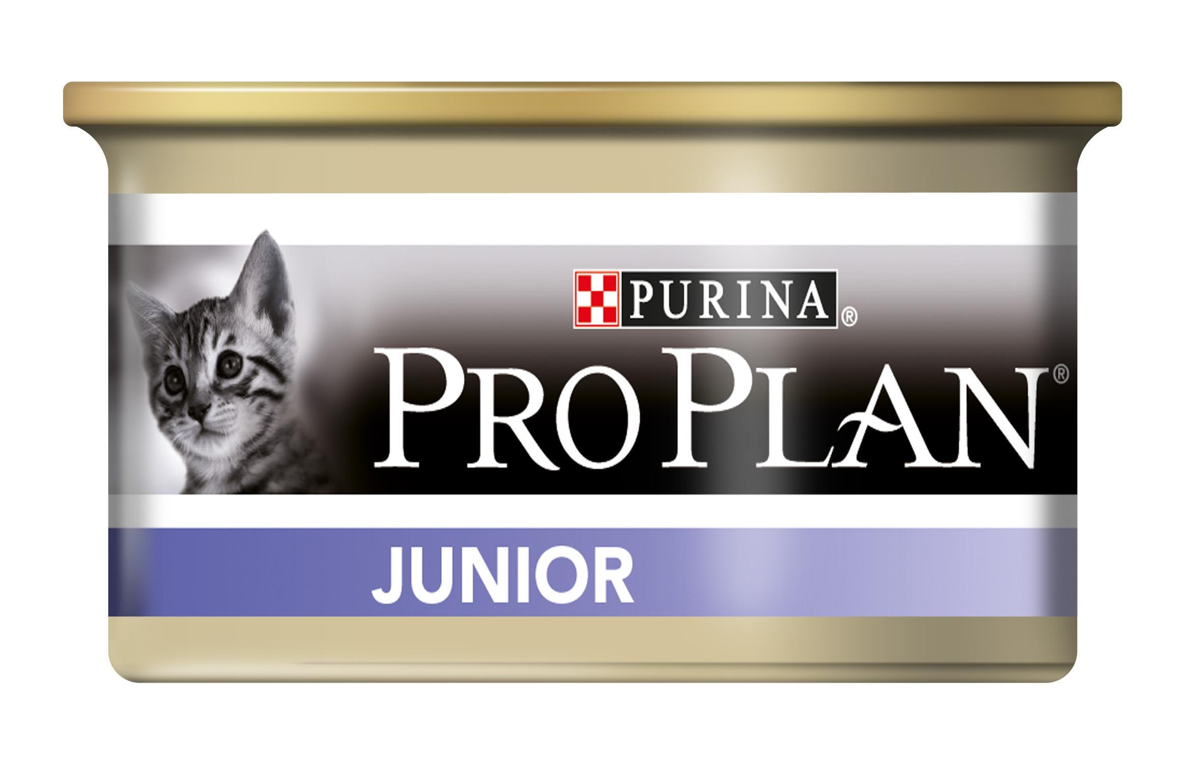 Purina ProPlan Junior 24x85 g