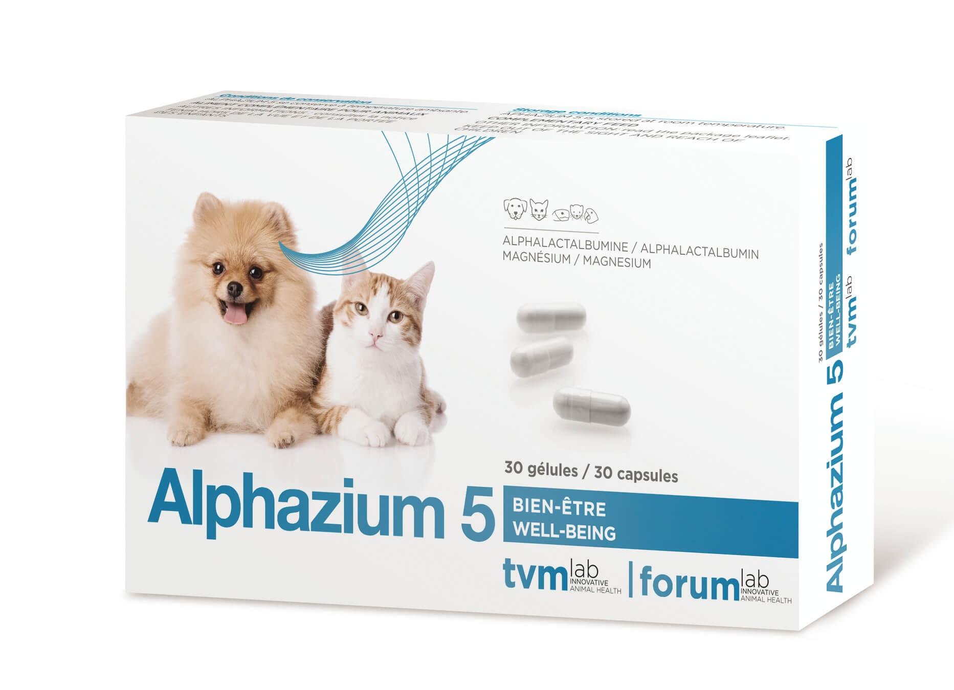 TVM - Alphazium 5 - 30 gélules
