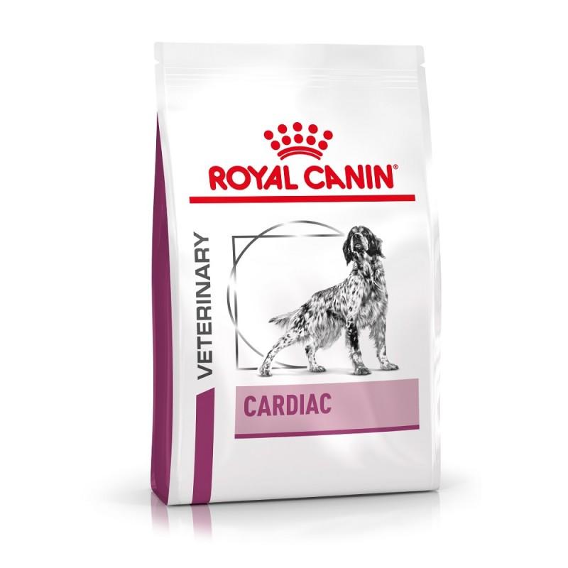 Croquettes Royal Canin Veterinary diet dog cardiac
