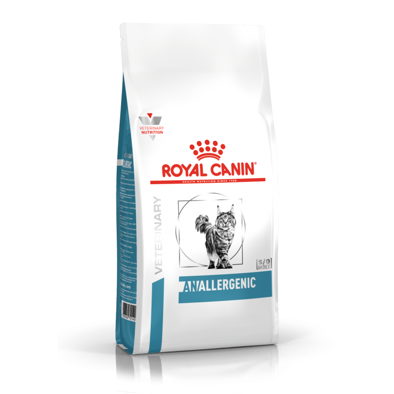 Royal Canin Veterinary diet cat anallergenic NosZanimos