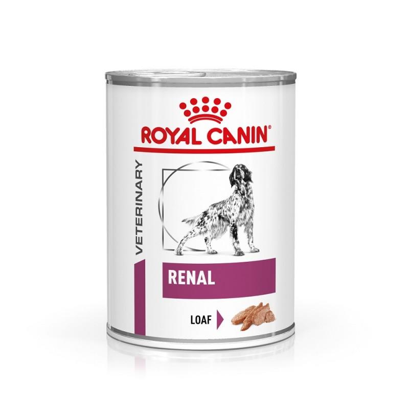 Royal Canin Veterinary diet dog renal - Boite 410gr