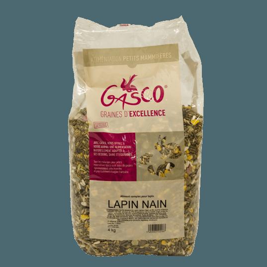 GASCO- Mélange Complet lapin nain