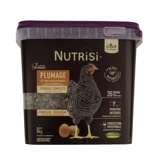 GASCO-nutrisi plumage