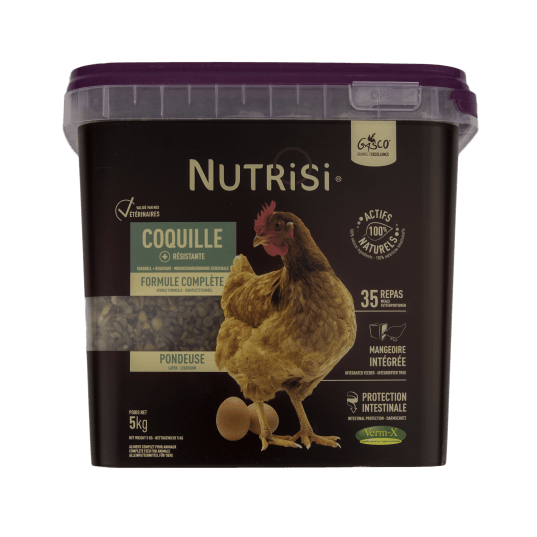 GASCO-nutrisi coquille