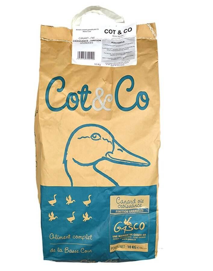 gasco-cot-_-co- granule canard-et-oie-10-kg noszanimos