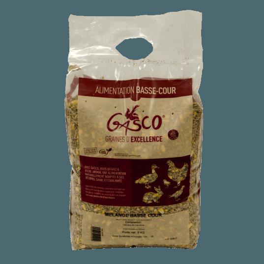 Gasco - Alimentation-mélange-basse-cour
