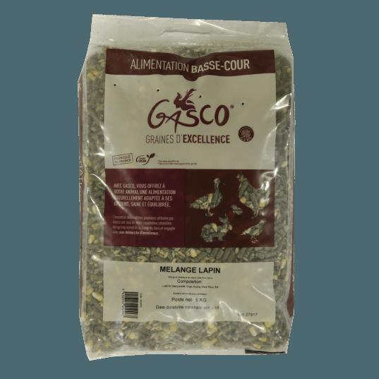 GASCO - Alimentation Mélange lapin