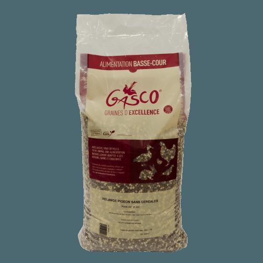 GASCO-Alimentation mélange pigeon standard