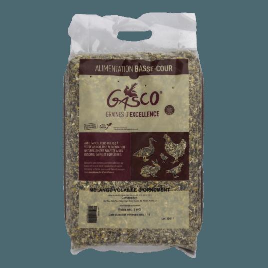GASCO- Alimentation Mélange volaille d\'ornement