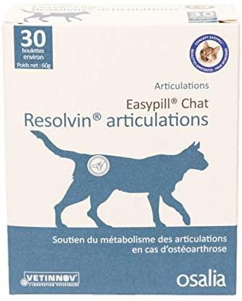 Easypill Resolvin Articulations pour chats noszanimos