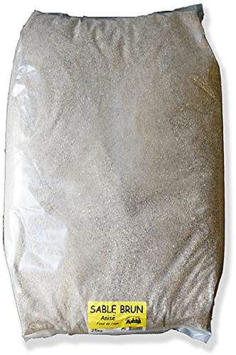 GASCO - Gravier Marin Anisé pour Oiseau 25 kg