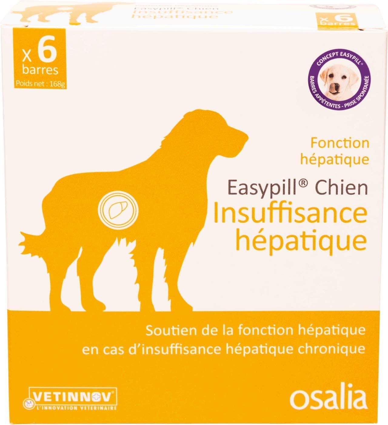 Easypill Chien Insuf.Hepatique
