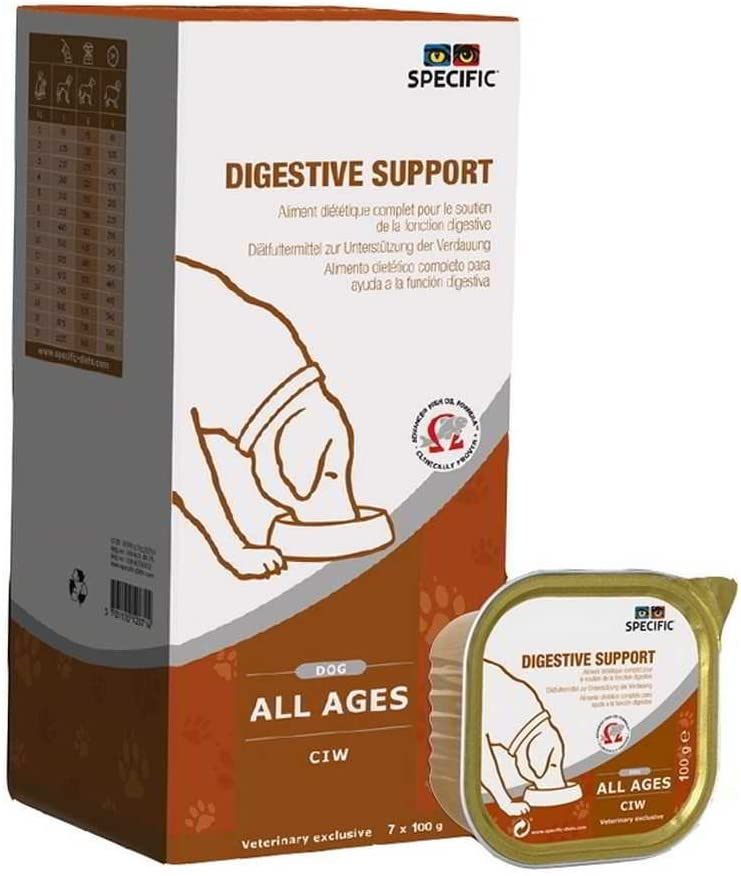Specific Patée - CIW - Digestive Support  - 7x100g