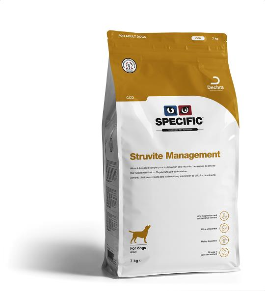 Croquettes Specific - CCD - Struvite Management