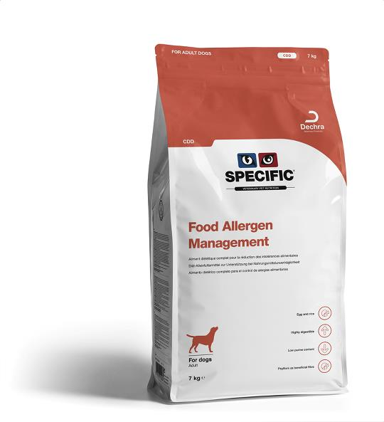 Croquettes Specific - CDD - Food Allergen Management
