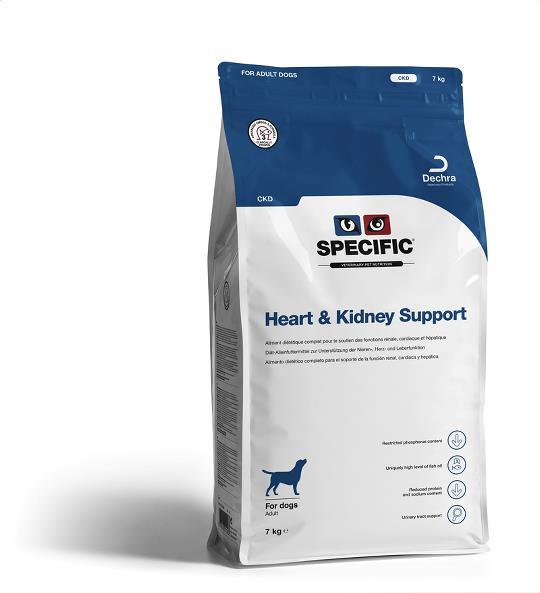 Croquettes Specific - CKD - Heart & Kidney Support