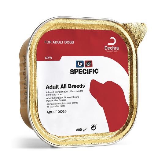 Specific Patée - Adult -CXW  - Adult Breeds