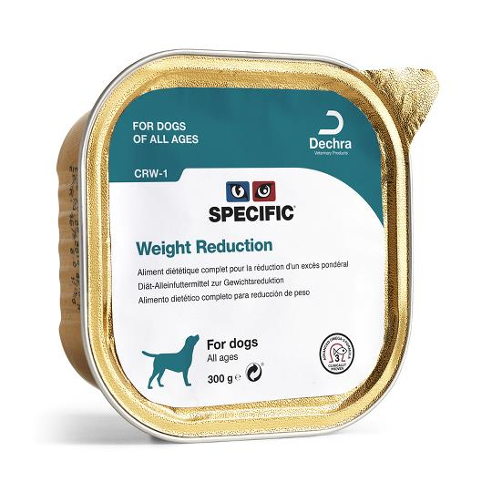 Specific Patée - CRW1 - Weight Reduction - 6X300g
