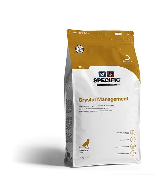 Specific FCD Crystal Management NosZanimos