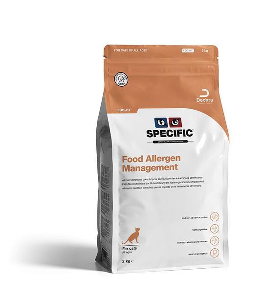 Croquettes Specific - FDD - Food Allergen Management - Saumon - 2kg