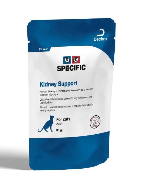 SPECIFIC Sachet FKW-P  – Kidney Support - 12 x 85g