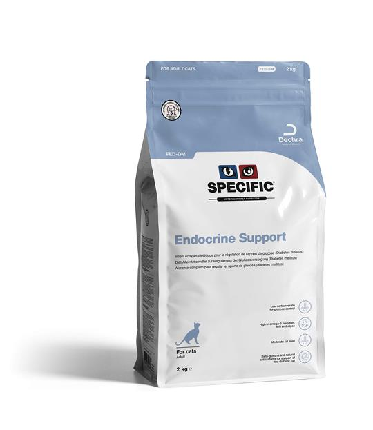 Croquettes SPECIFIC - FED-DM - Endocrine Support