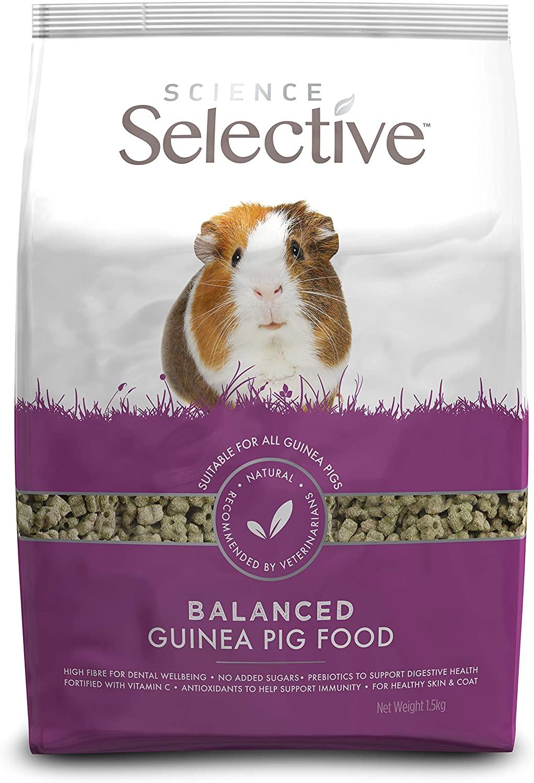 Supreme Petfoods Selective - Granule pour Cochon d\'Inde