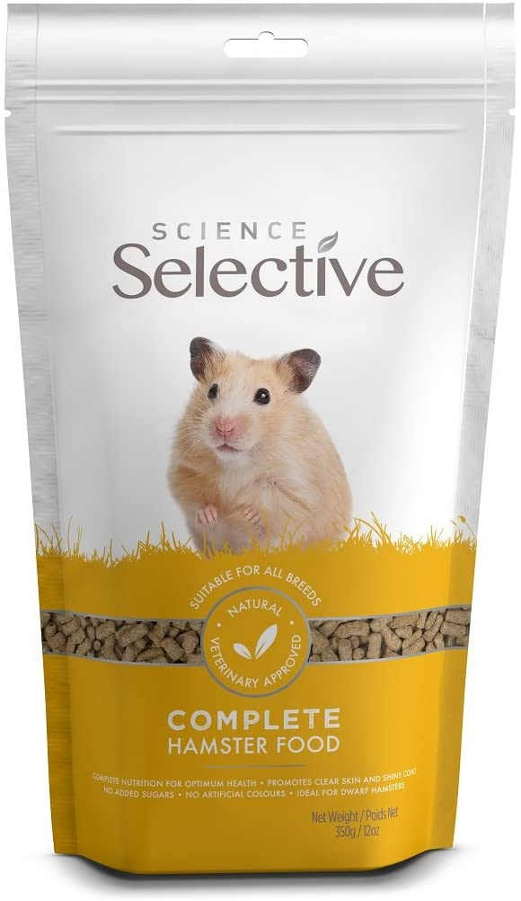 Supreme Petfoods Granules pour Hamster NosZanimos