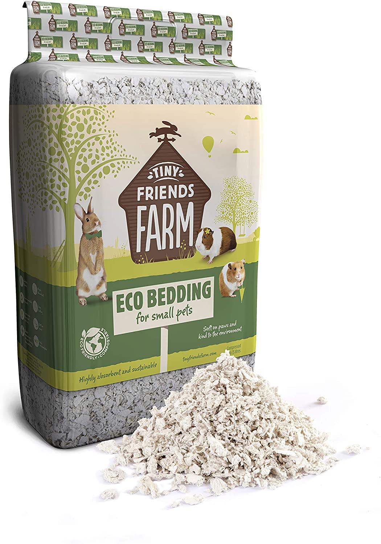 Supreme Petfoods Selective - Litière Fibre Cellulose Eco Bedding