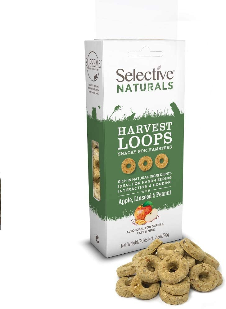 Supreme Petfoods Selective - Naturals Harvest Loops