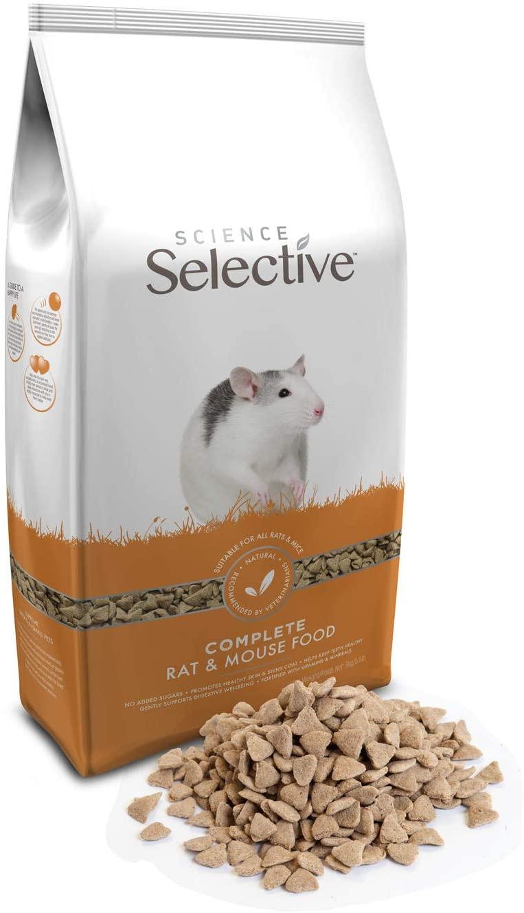 Supreme Petfoods Selective - Granulés pour Rat