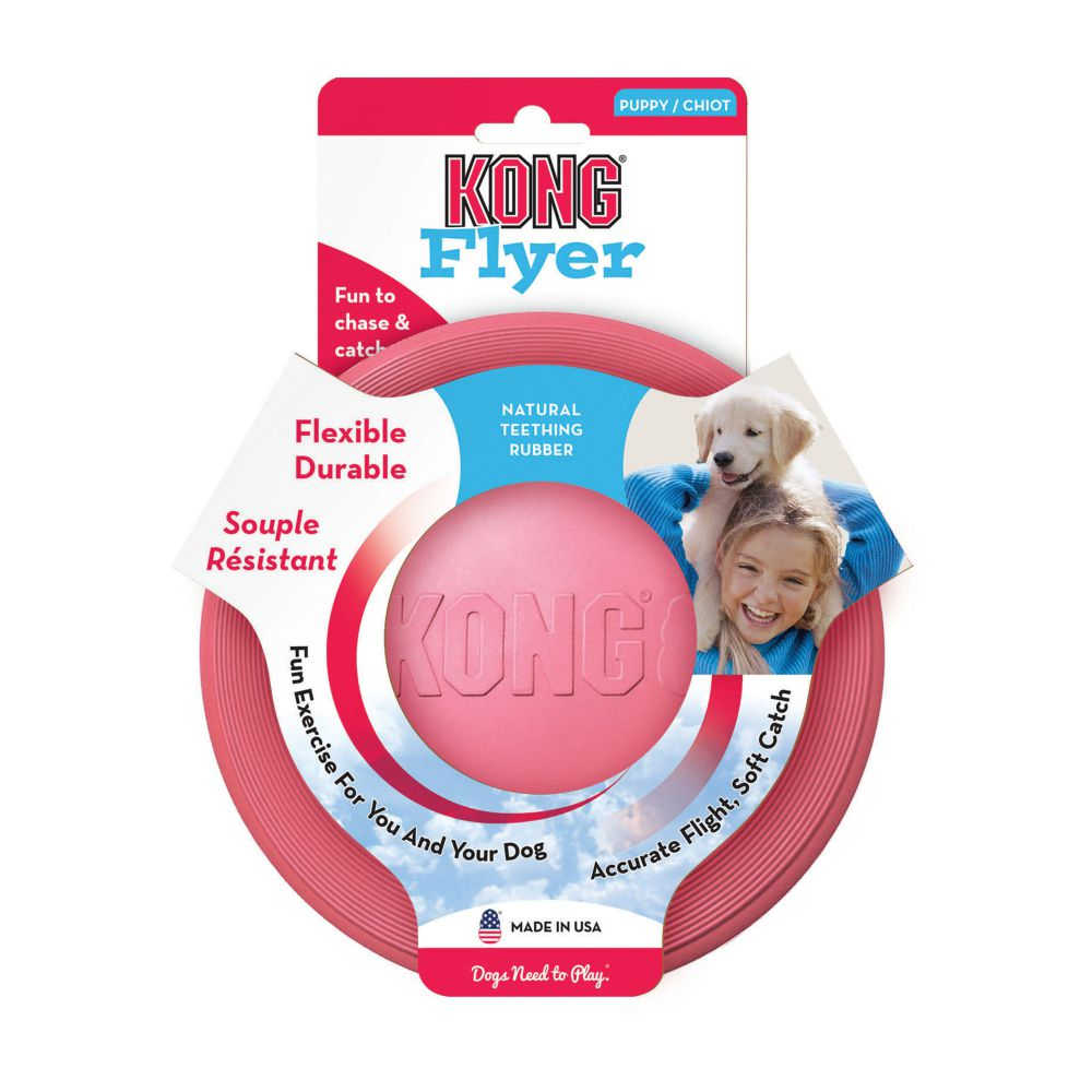 KONG puppy flyer small
