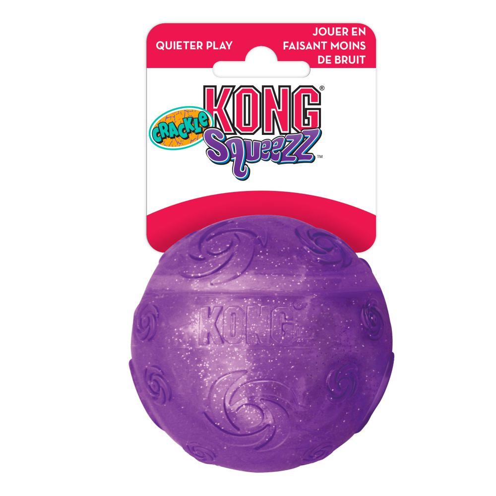 Kong squeezz crackle ball NosZanimos 2