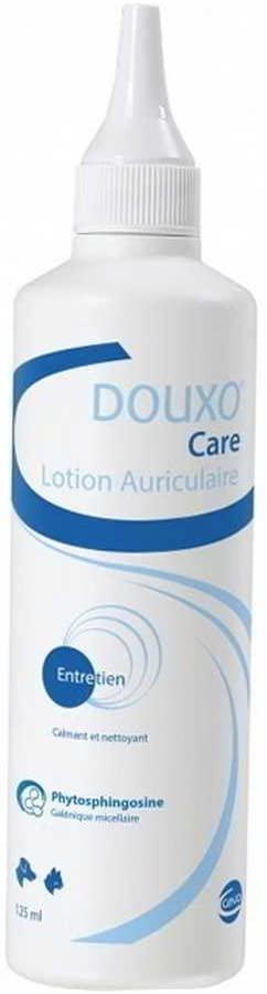 Sogeval Douxo Lotion Auriculaire pour Chien Chat 125 ml NosZanimos