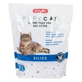 Zolux-Litière Pure Cat - Silice Parfumé