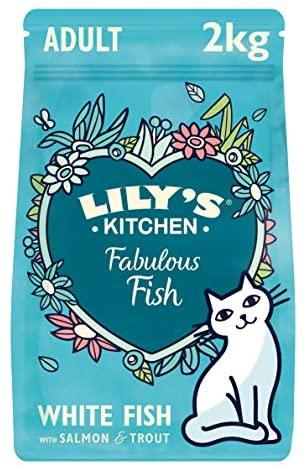 Lily\'s - Croquette sans céréales chat Adulte Poisson