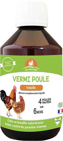 Le Fermier - Vermi poule