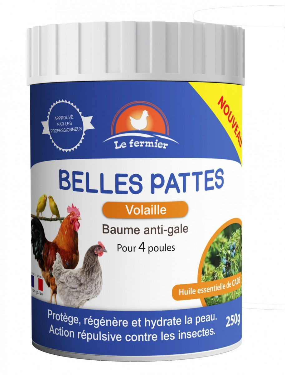 Le Fermier Baume Anti-Gale Belle Pattes