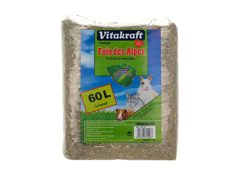 Vitakraft - Foin de nos campagnes 60 l