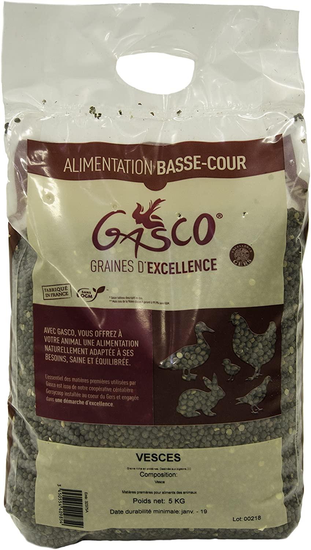 Gasco Vesces pour Pigeon 5 kg