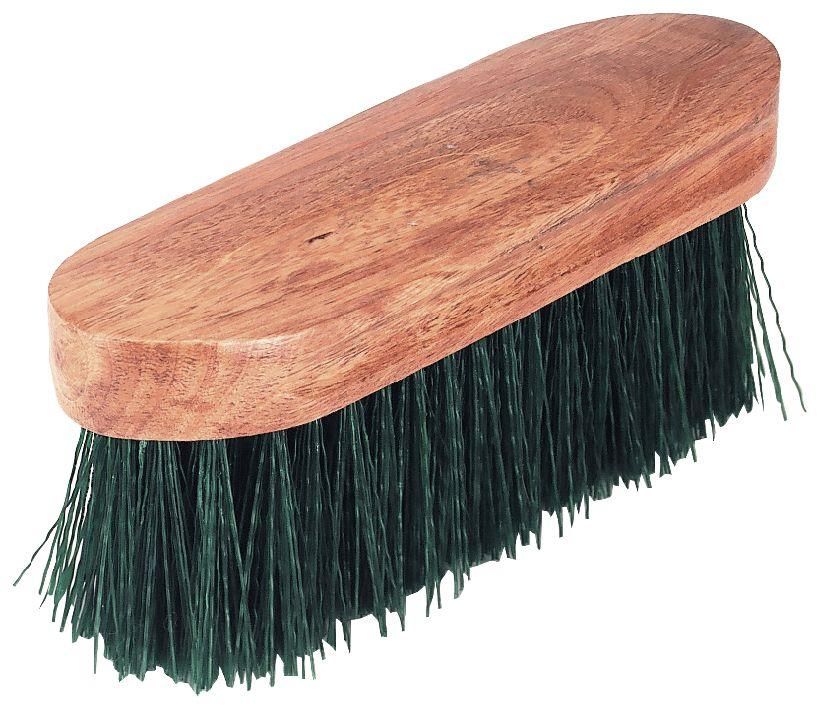 KERBL - Bouchon Brush&Co poils synthétiques, vert