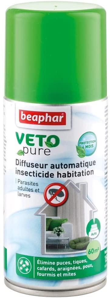 BEAPHER - Spray Insecticide Habitation