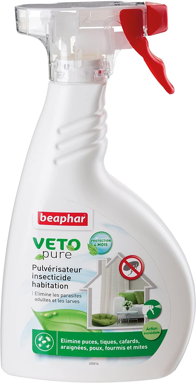 Beapher - Pulvérisateur insecticide habitation